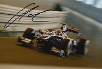 Nico Hulkenberg Hand Signed 12x8 Photo - Formula 1 Autograph F1 Williams 7.