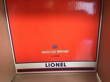 Lionel 6-12948 313 Operating Bascule Bridge Accessory NIB