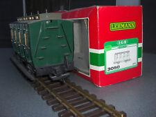 LGB 3050 Personenwagen/Abteilwagen grün OVP Spur G  Gartenbahn