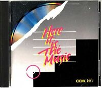 Ryko-Here It Is, The Music Vol.1 - 1988 - Music CD -  -   -  - Very Good - Unkno