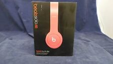 BEATS SOLO On-EAR HEADPHONES DRENCHED PINK MHA12AM/A