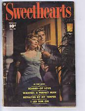 Sweethearts #72 Fawcett Pub 1949