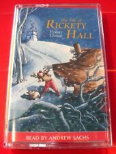 Penny Dolan The Tale Of Rickety Hall UNABRIDGED Tape Audio Book Andrew Sachs