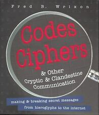 Codes, Ciphers & Other Cryptic & Clandestine Communication: Making and Breaking