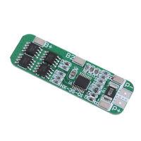 3S 6A 18650 Li Ion Lithium Batterie PCB Ladegerät Schutzplatine 10,8 V 11,1