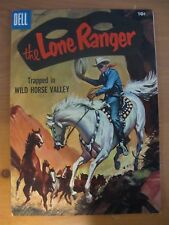 THE LONE RANGER COMIC BOOK - VOL. 1, NO. 102 - DECEMBER 1956 - DELL