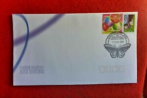 AUST A BUGS LIFE  GYPSY DISNEY PIXAR SES STAMP ON COVER PARKVILLE BUTTERFLY PMK
