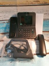 Cisco CP-8941 colour video phone with hands free & camera Brand new in box.