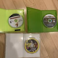 Namco Museum Xbox Brute Force Star Wars Battlefront Demo (3) Games Bundle