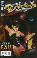 Dc  Bombshells # 3  N mint 1st print Wondr Woman supergirl Zatanna