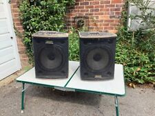 More details for tannoy professional pro speakers t12 ply cabinets