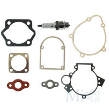 Spark plug & Gasket Kit For 49cc 66cc 80cc 2 Stroke Engine Motorized Bicycle