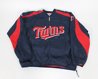 1990s/2000s Minnesota Twins game used worn jacket! RARE! Guaranteed Authentic!