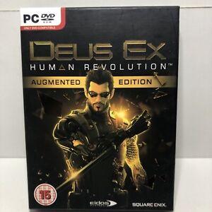 Deus Ex: Human Revolution Augmented Edition (PC, 2011)