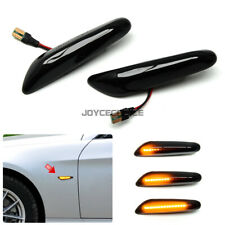 Side Marker LED Dynamic Light For BMW E81 E82 E87 E88 E90 E91 E92 E93 E60 X1 X3