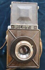 Pilot 6 Kamera Werkstätten Dresden 21 Fotoapparat Antik