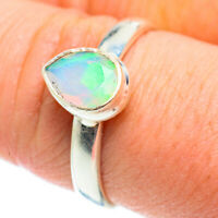 Ethiopian Opal 925 Sterling Silver Ring Size 9.25 Ana Co Jewelry R52354F