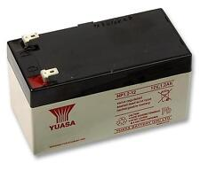 Batteries - Rechargeable - BATTERY 12V 1.2AH