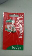 Liverpool FC oficial Fútbol liverbird Crest Pin Insignia