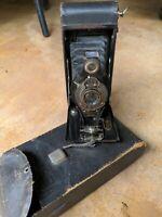 Vintage Eastman Kodak No2A Folding Autographic Brownie Camera