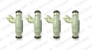 Set of 4 Bosch 0280155976 Injector 01-03 Dodge Neon 2.0L 04891345AA