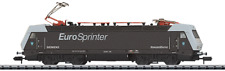 Minitrix locomotiva elettrica ES 64 P Dispolok Eurosprinter - 12329 NEU