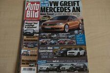 3) Auto Bild 04/2010 - Honda Jazz 1.2 mit 90PS bes - VW Polo 6R 1.4 mit 85PS bes