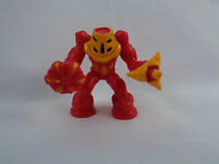 Gormiti Giochi Preziosi PVC Action Figure Red / Yellow # 4
