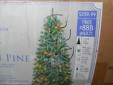 Donner and Blitzen 7.5 Ft. Pre-lit 600 Lights Harrison Pine Tree