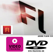 Adobe Flash Professional Cs5 – Profesional Video tutorial de formación Dvd