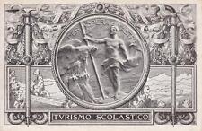 """C3399) """"PER ASPERA AD ASTRA"""", TOURING CLUB ITALIANO, TURISMO SCOLASTICO."""