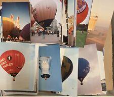 Hot Air Balloon photos Huge 655 lot 1994 1997 2000 - 2010 USA Europe photographs