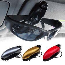 Car Vehicle Holder Reading Eye Sunglasses Glasses Eyeglass Sun Clip Visor Card
