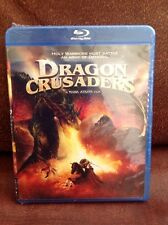 Dragon Crusaders (Blu-ray) NEW - FAST FREE SHIPPING