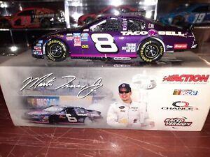 MARTIN TRUEX JR 2004 TACO BELL/BRISTOL WIN RACED VERSION 1:24 ACTION ARC DIECAST
