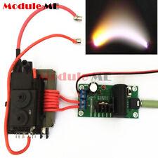 Bobina de Tesla ZVS Booster alto Voltaje Generador de plasma de arco de Música Altavoz Kits 20KV