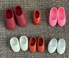 Lot of Shoes for Dolls Penny Brite, Hasbro, Mattel type shoes Clone?