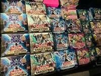 YUGIOH CARD LOT 100 INCLUDING 4 ULTRA AND 4 SUPER RARES!! INCL RISING RAMPAGE