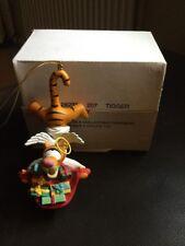 Grolier Disney Christmas Ornament - 26231 207 - TIGGER - Boxed