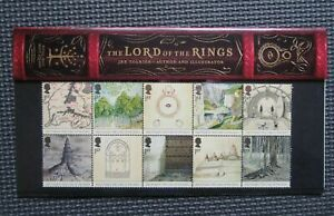 2004 G.B Presentation Pack - The Lord Of The Rings - Pack 356
