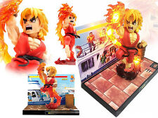 Ken Street Fighter The New Challenger Series 02 with Sound & Light Up Figurine