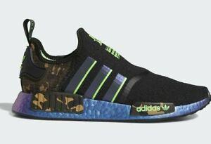 Adidas NMD R1 Mens Running Shoes Black FZ5410 JuJu Smith Schuster
