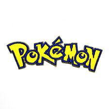 Pokemon GO Emblem Sign Cute Cartoon Game DIY Kid Adult Backpack Shirt Iron patch