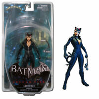 "Batman Arkham City Catwoman 7"" Figure Series 2 DC Selina Kyle New MOC Mint"