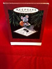 Hallmark Keepsake Ornament The Winning Play 1995 1-617