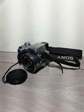 Sony Cyber Shot Dslr Dsc-h1 includes camera bag. Digital Photography 5.1mp