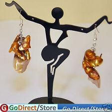 Pearl Crystal Earrings
