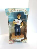 BIG NAPOLEON DYNAMITE DANCING TALKING FIGURE STAGE 2005 ADVENTURES TESTED WORKS