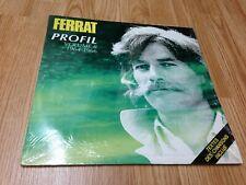 "JEAN FERRAT LP "" Profil Volume II 1964-1966 "" KEBEC DISC Canada 1980'"