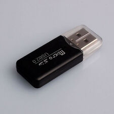 480 Mbps Speed Mini USB 2.0 Micro SD TF Memory Kartenleser Adapter Card Reader